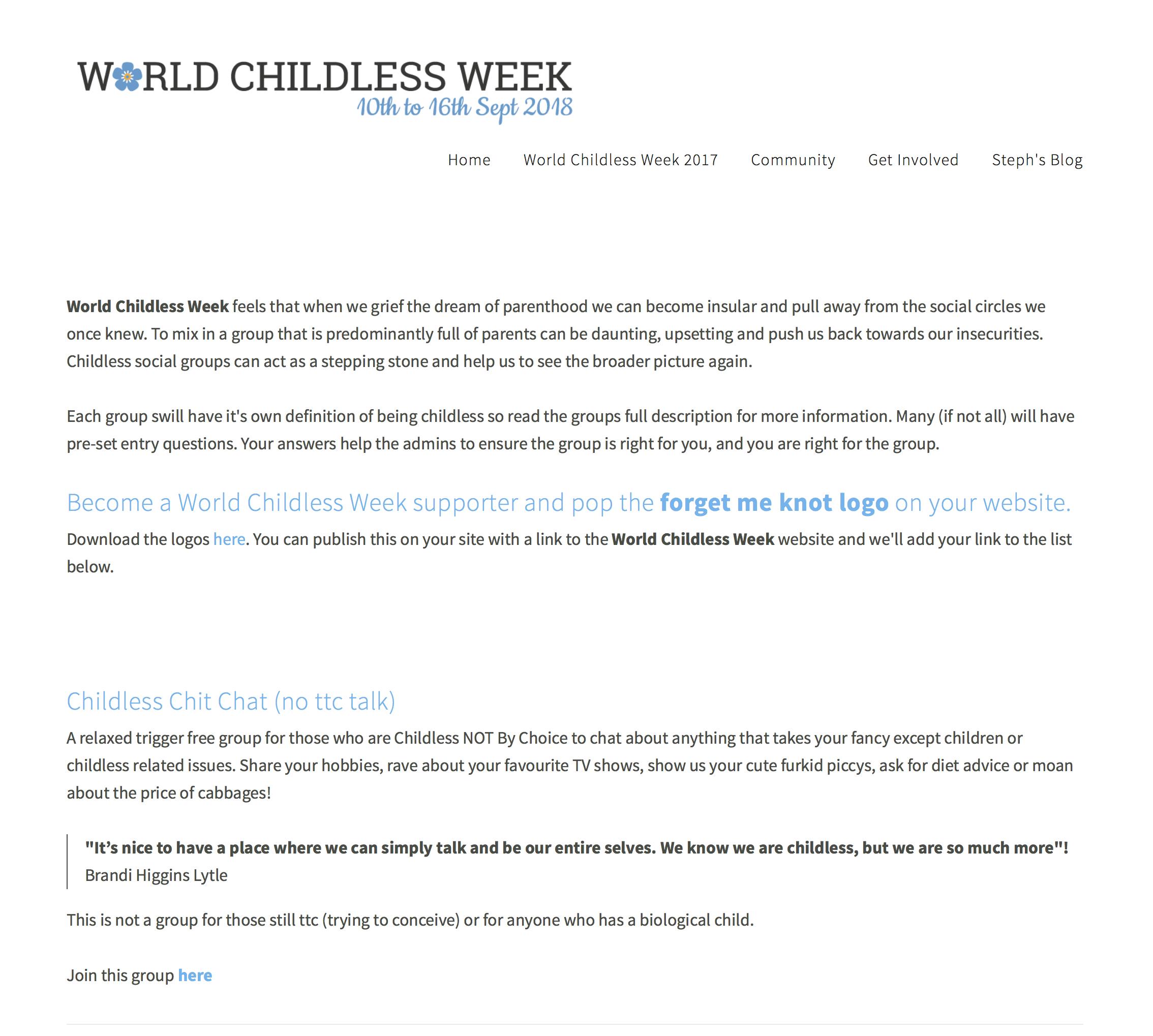 World Childless week website.png