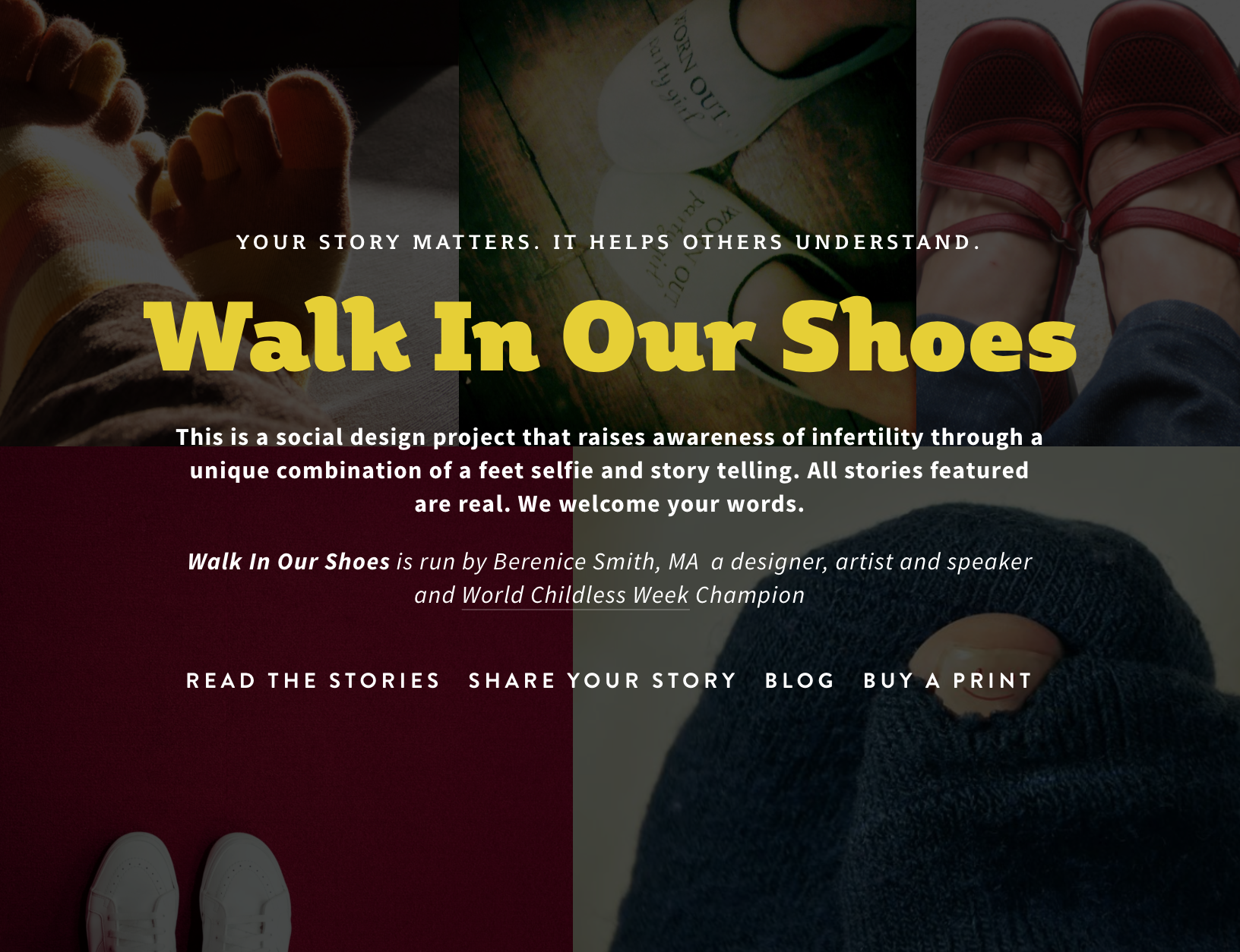 Walk In Our Shoes landing page.png