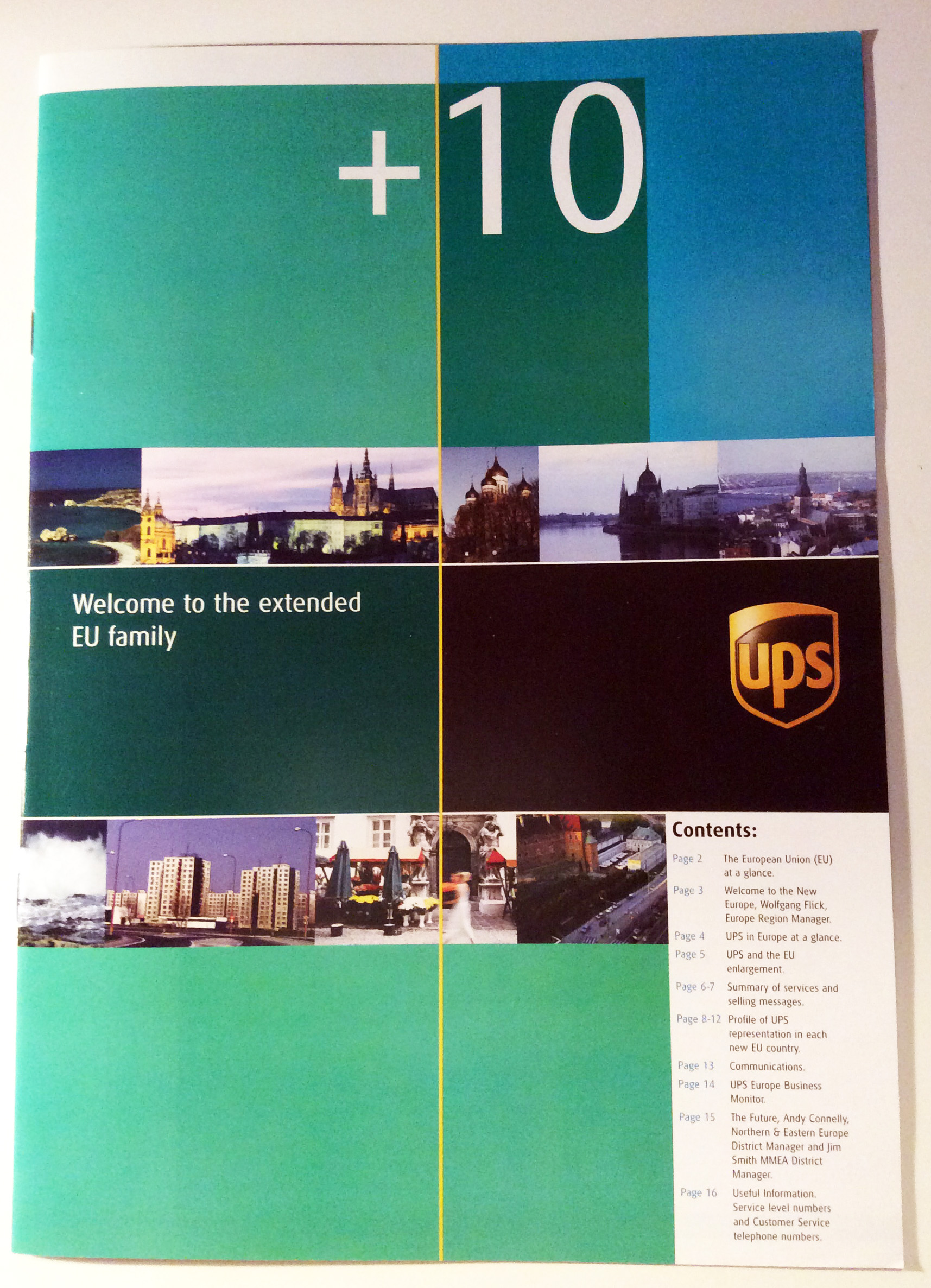 United Parcels Service magazine