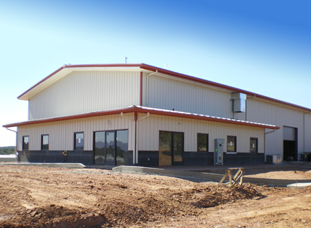 Bolivar Commercial Construction 3