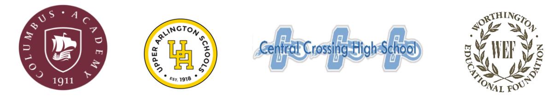Columbus Academy, Upper Arlington schools, Central Crossing high school, Worthington Educational Foundation