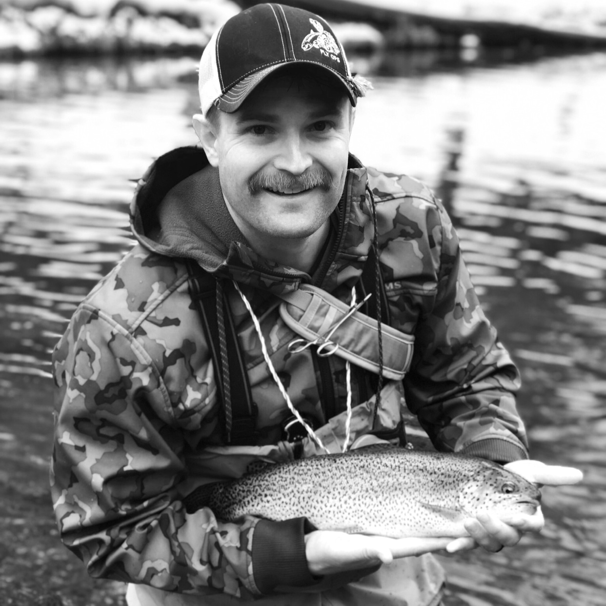 Josh Spano  I've lived in the Pacific Northwest all of my life. I started fly fishing at 10 with my grandfather and have loved it ever since. I'm a former Combat Medic and currently a Police Detective. If I'm not working, I'm constantly taking my kids, my wife, or other people out onto the many waters we have here in Bend, Oregon. I have a heart for non-profit work and enjoy getting police, fire, and veterans out to fish as it is my stress release! Through a group started by a bunch of us at work, @tightbluelines, we are able to accomplish this goal. If it's too cold to fish (which it never is) I'm out in the woods chasing deer, elk, totes, or cats!    Email: rideredjs@gmail.com   Instagram: @oregondonorjs   Guide instagram:  @tightbluelines