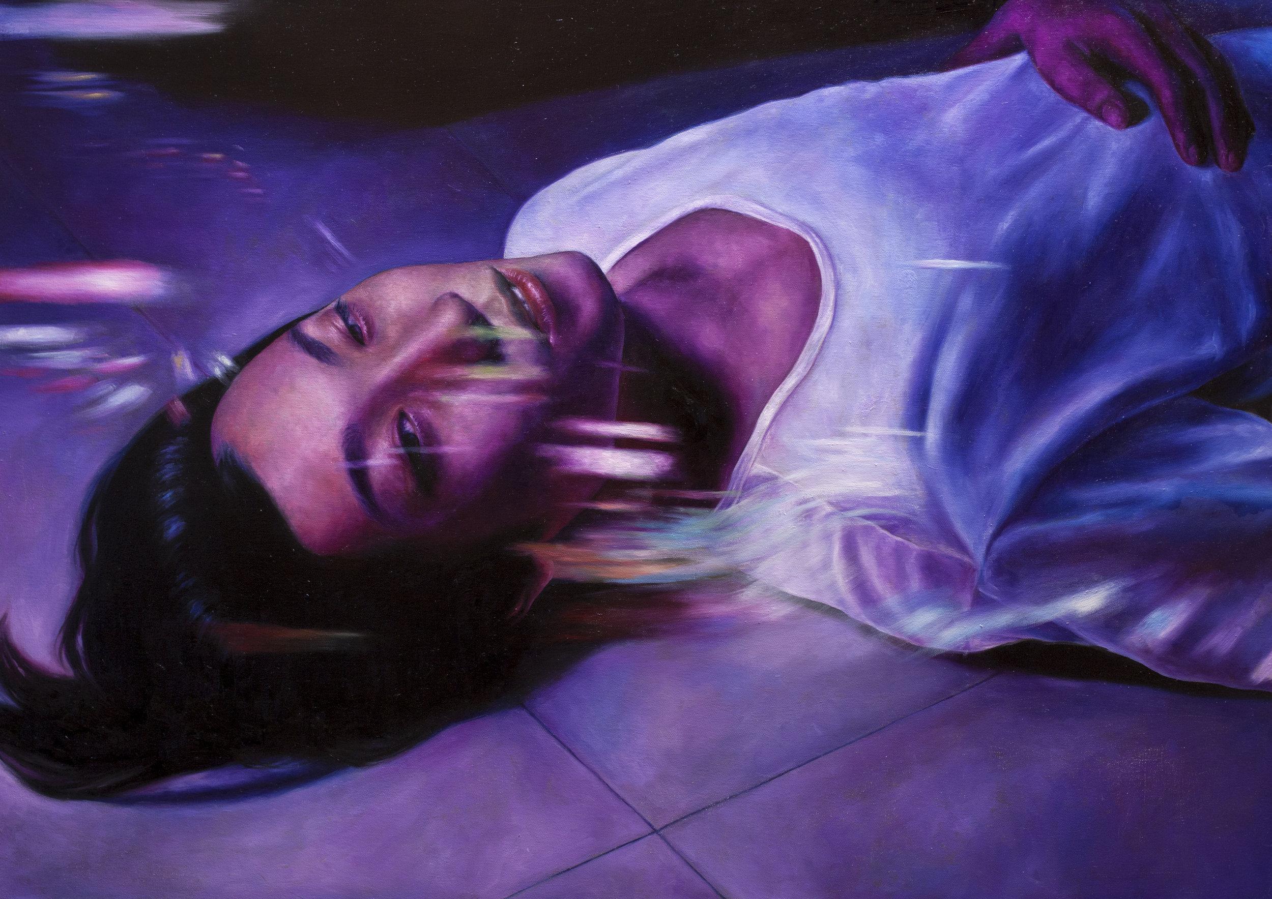 Suffocation, Daliah Ammar