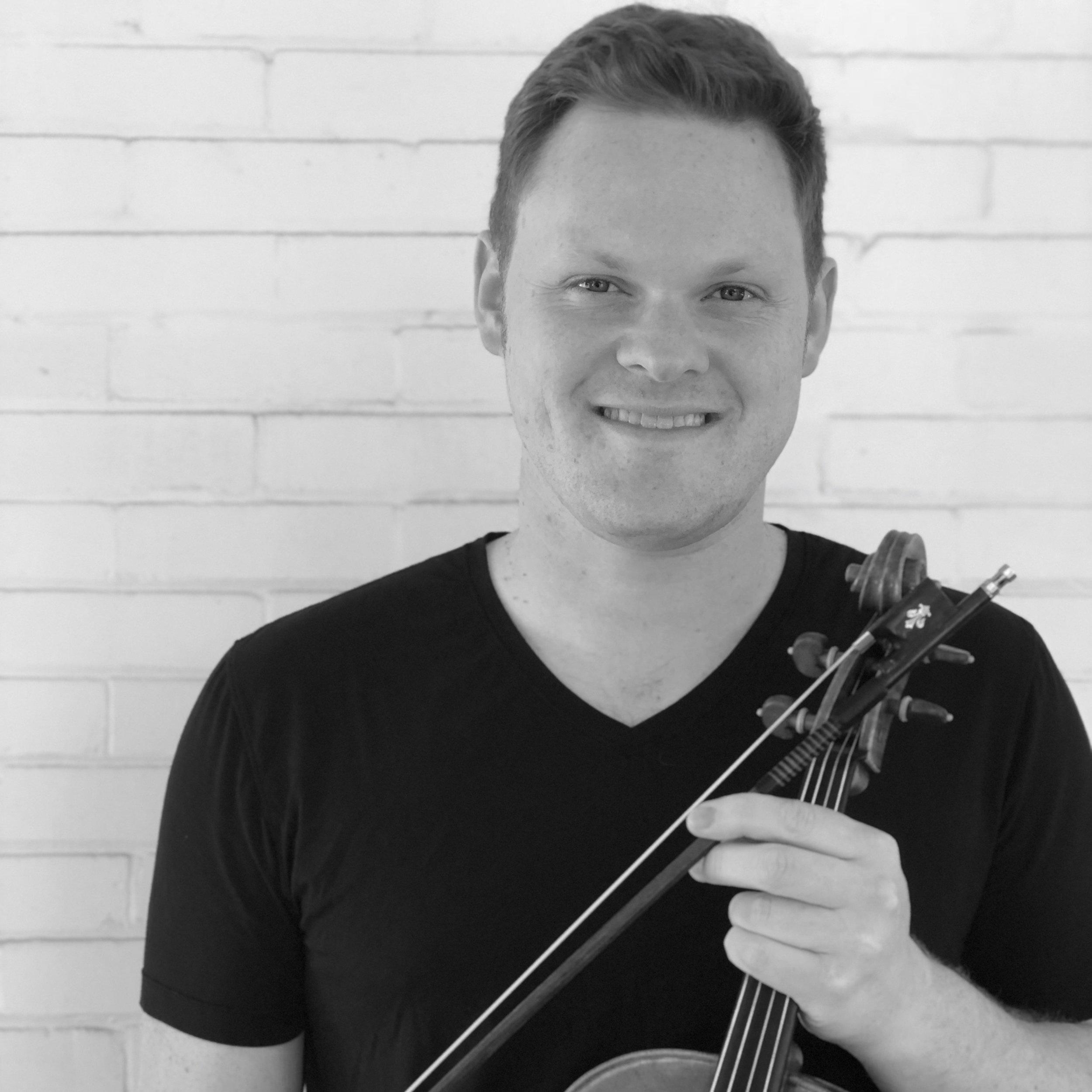 Greg Luce - Viola
