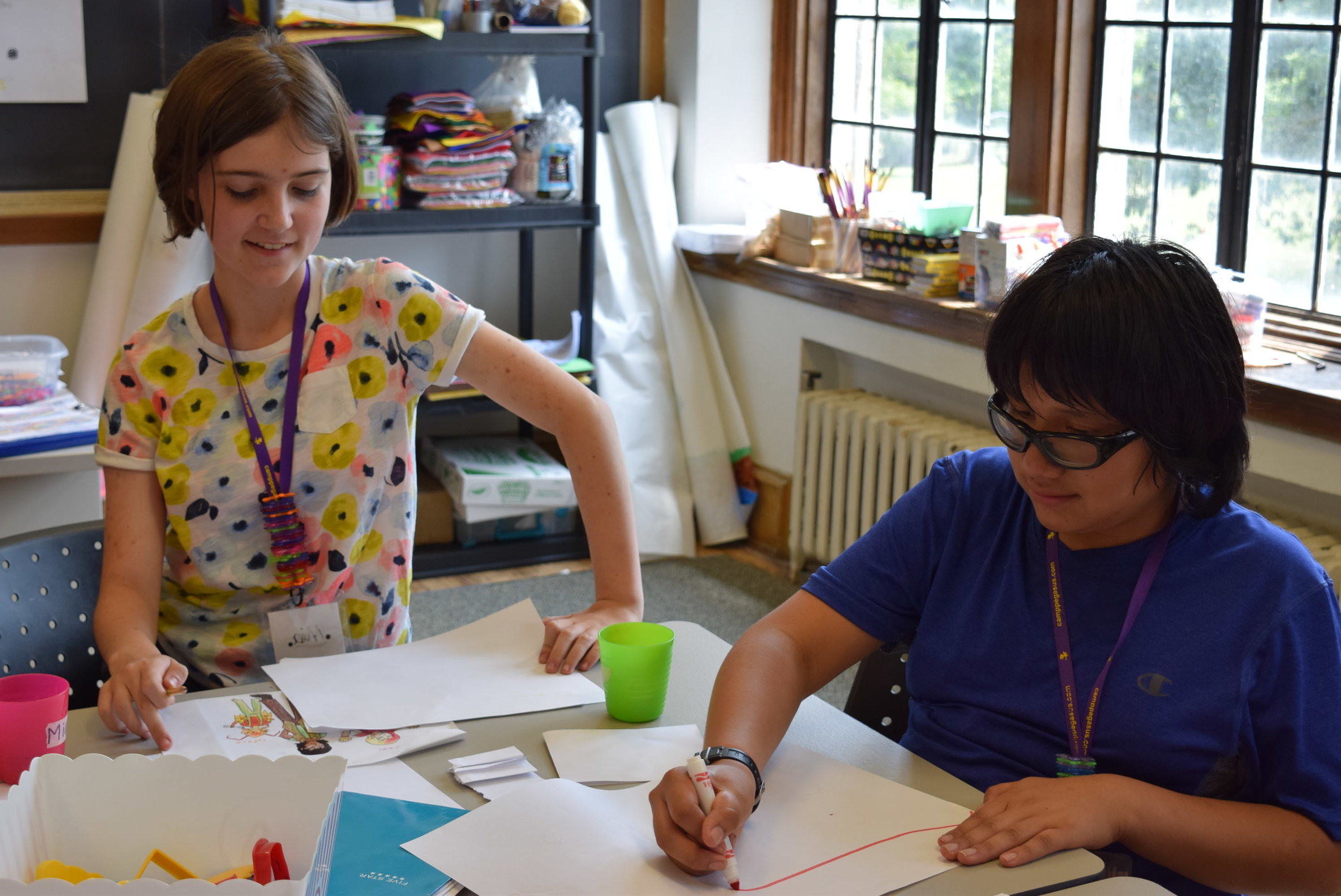 Art Therapy Social Skills Group