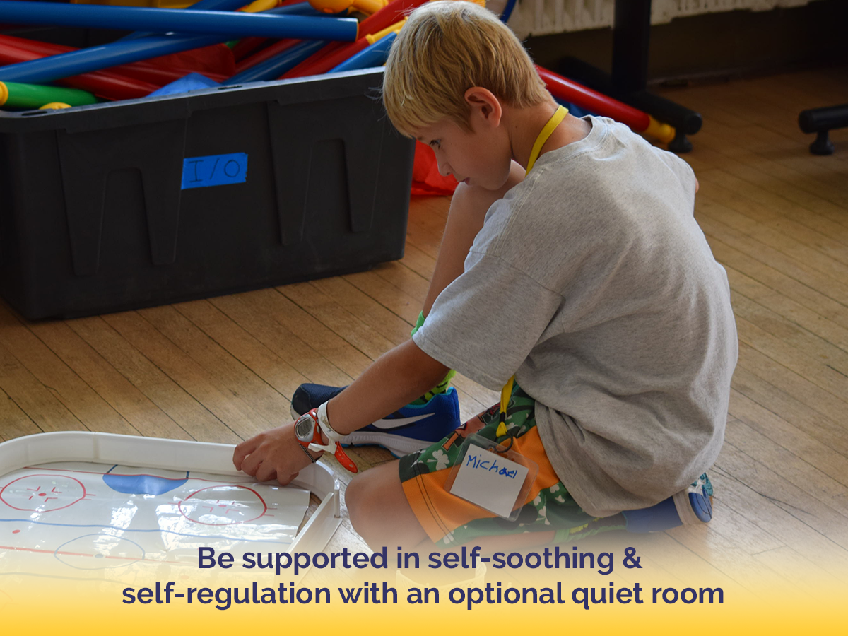 Camp Pegasus_self-regulation
