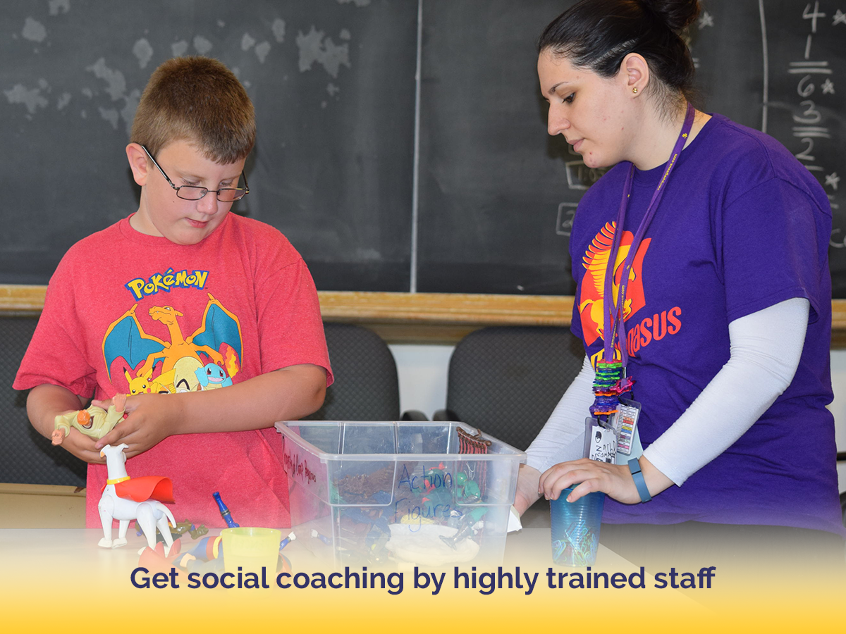 Camp Pegasus_social coaching