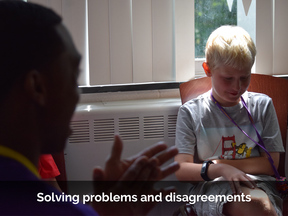 Camp Pegasus_solve problems