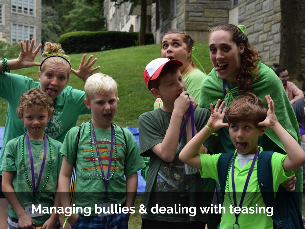 Camp Pegasus_bullies