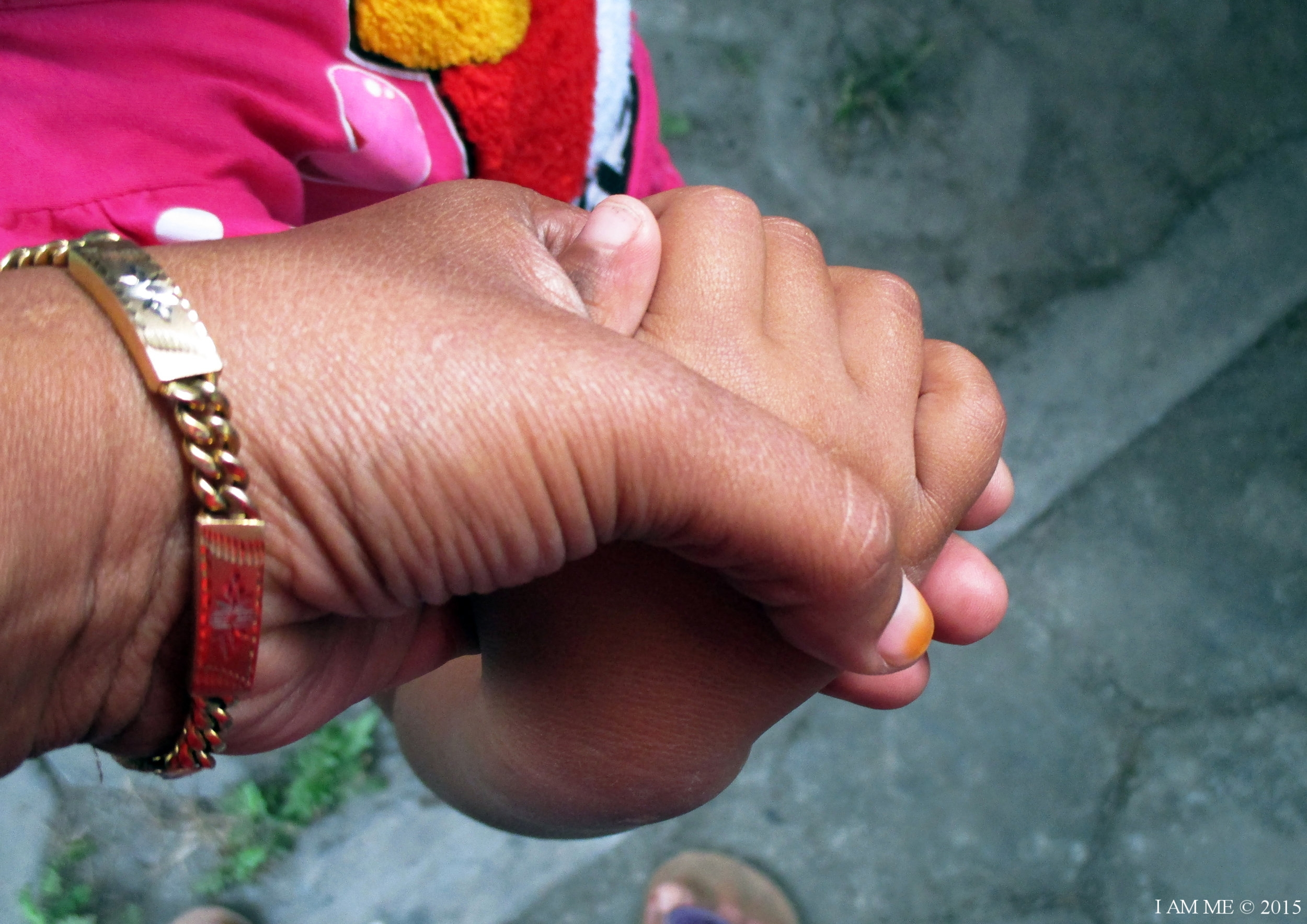 Hand in Hand: A Mother's Prayer for Her Daughter