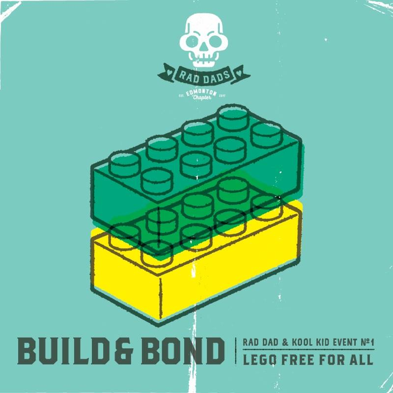 build and bond rad dads event