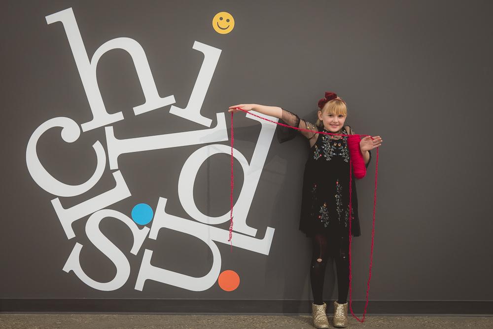 Mavi Campbell, Childish, Mitchell Art Gallery