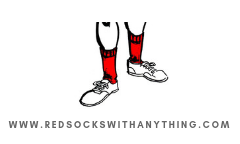 red socks with anything