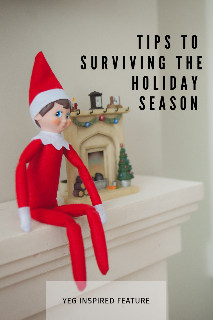 Surviving the Holiday Season Burnout