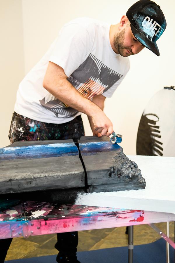 Live Art Painting