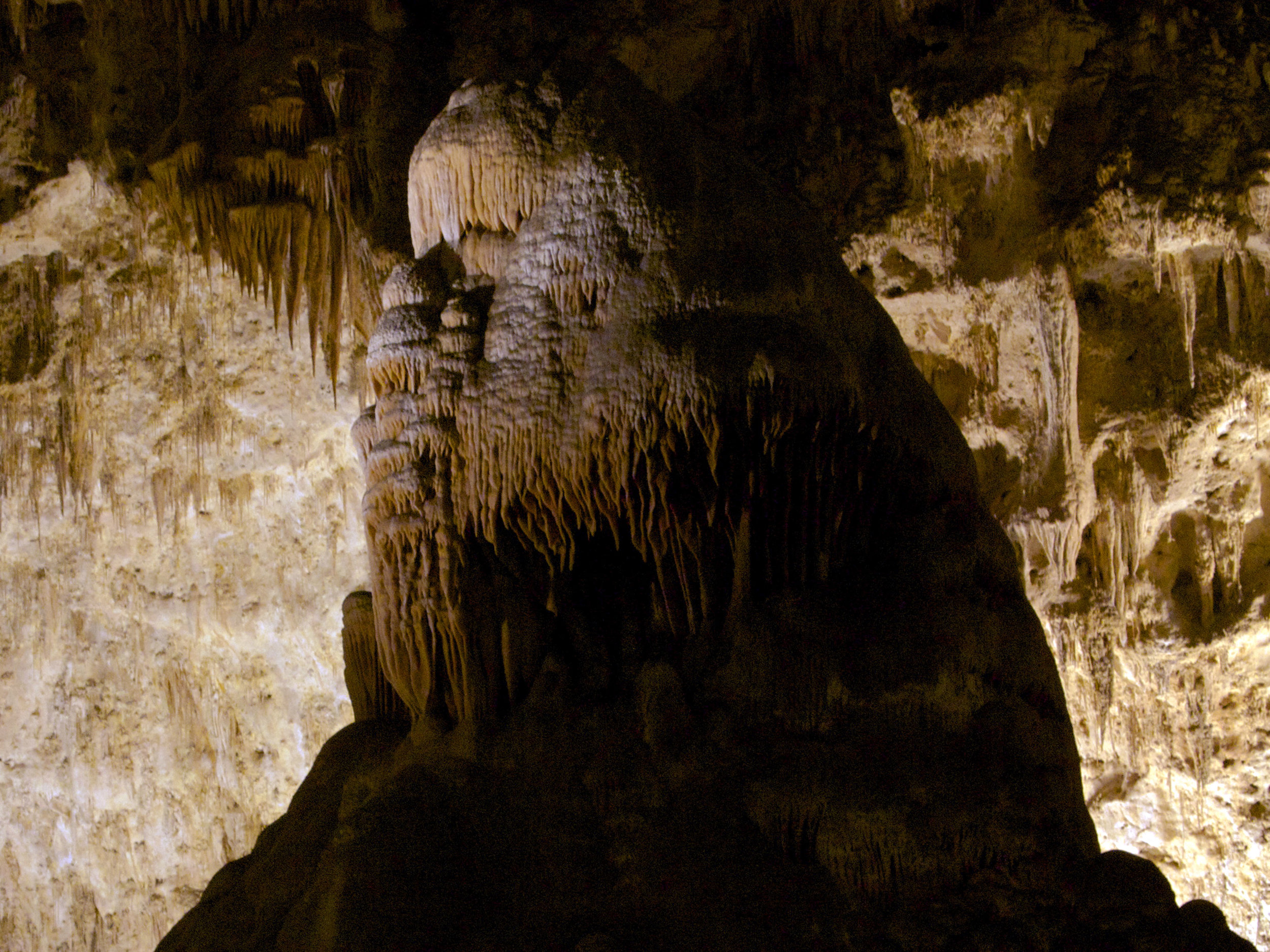 Cave Sasquatch? - Photo by Tim Giller