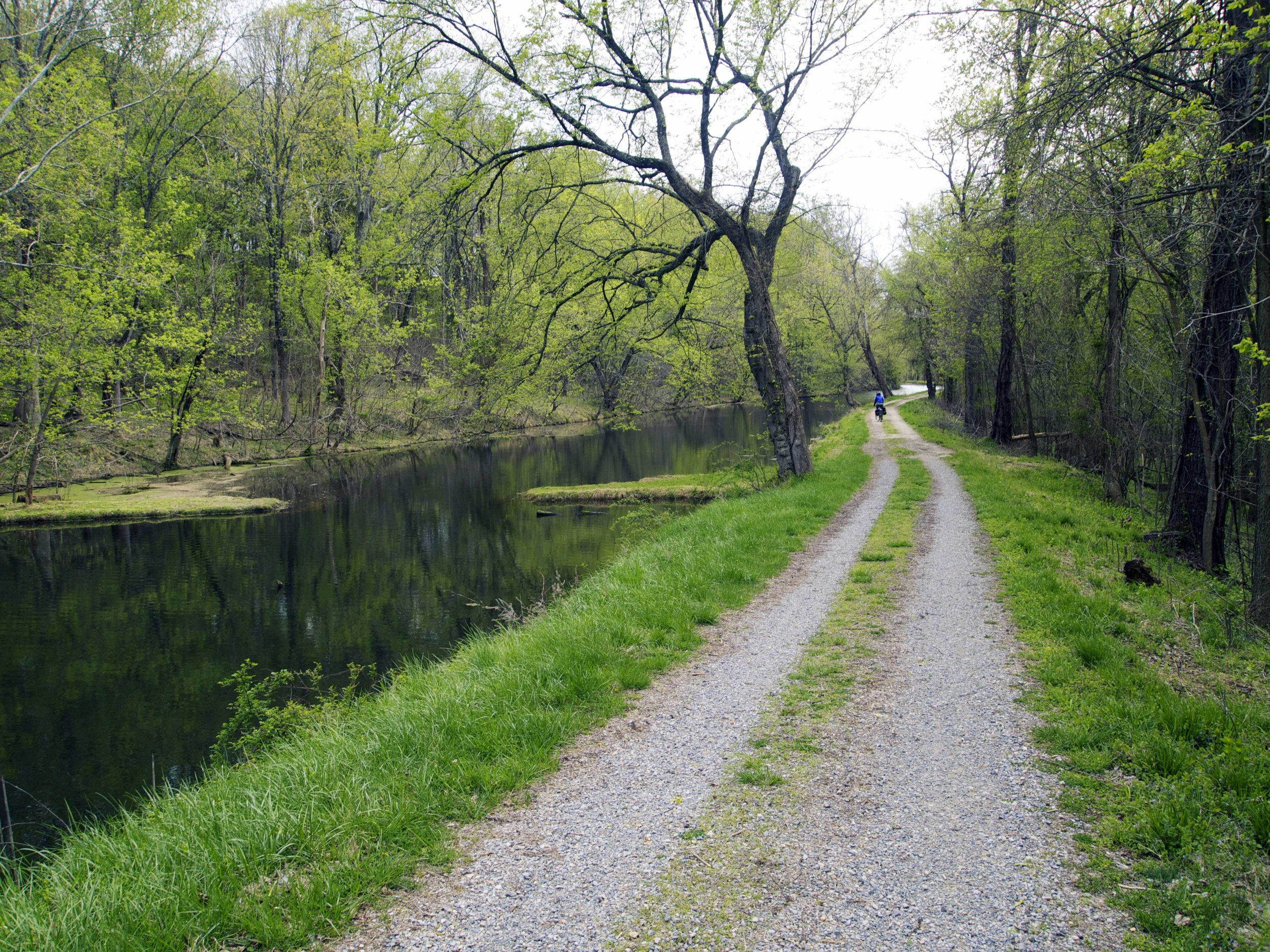 C & O Canal and Towpath