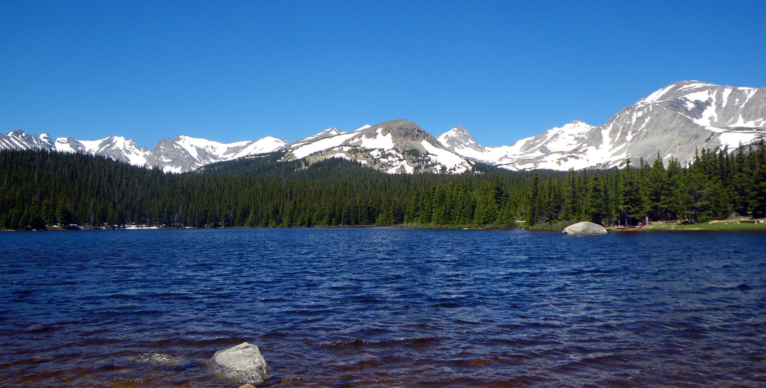 Brainard Lake, Co - Photo by Tim Giller