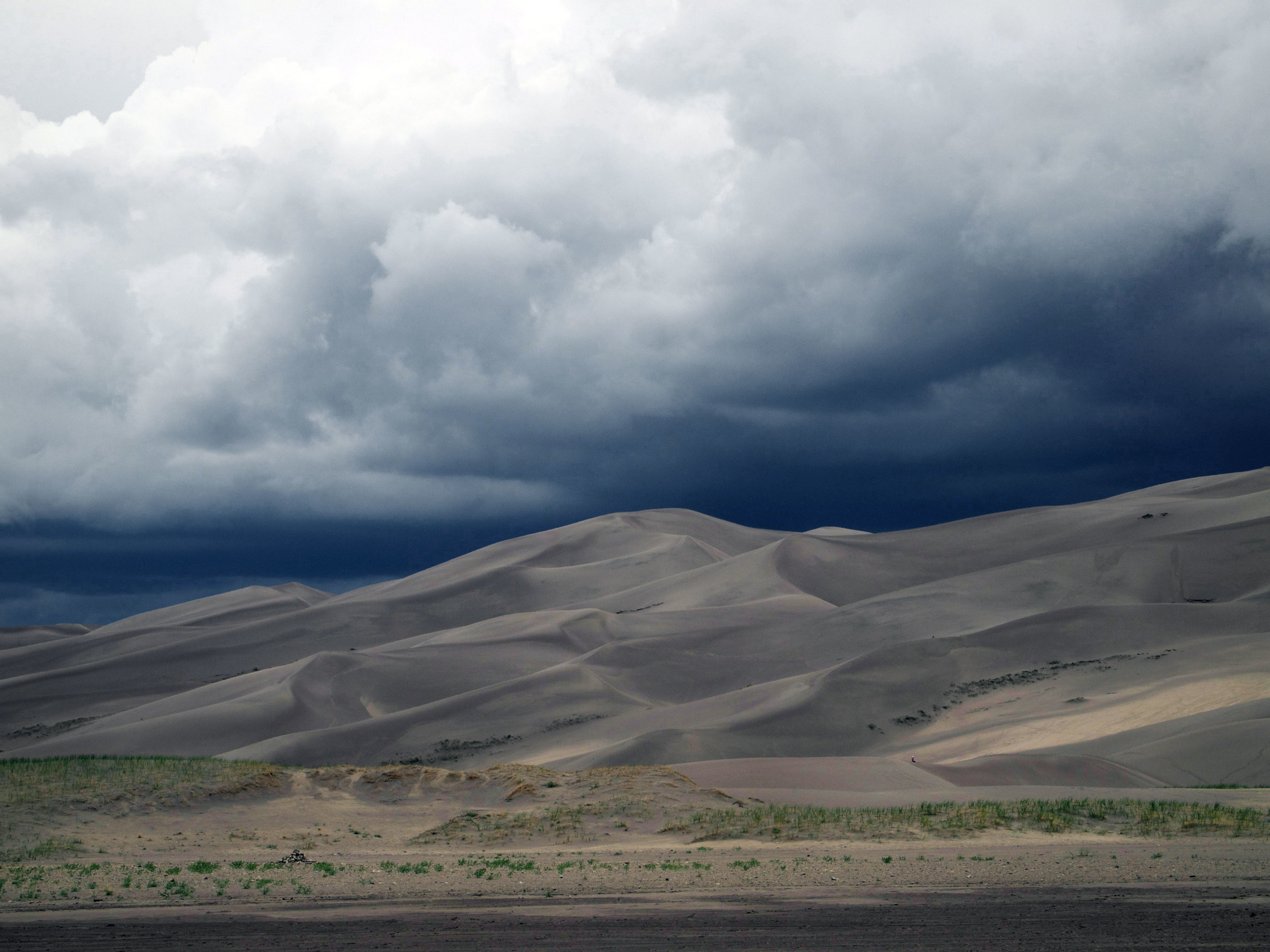 Great Sand Dunes National Park - Photo by Tim Giller
