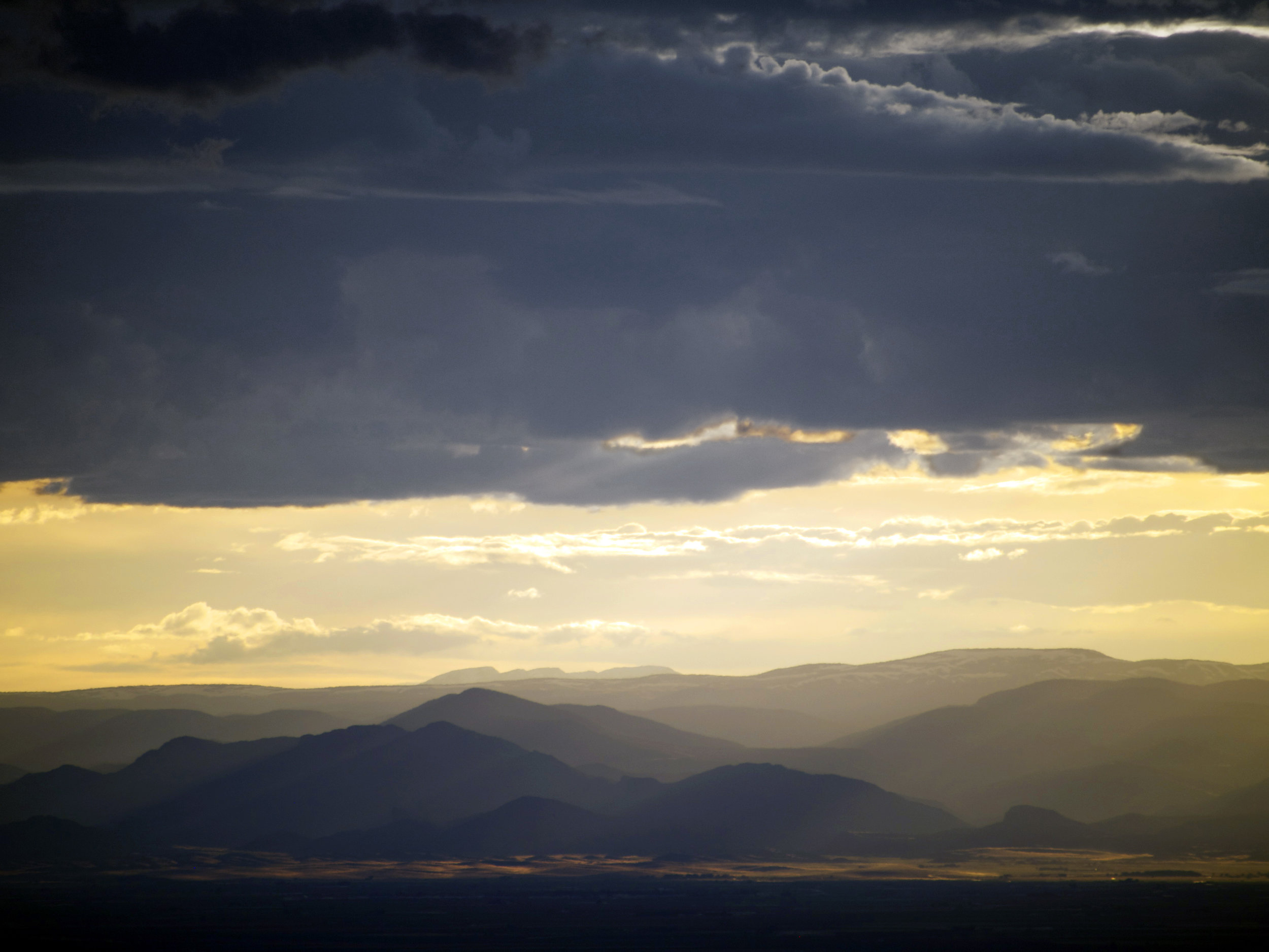 San Luis Valley, CO - Photo by Tim Giller