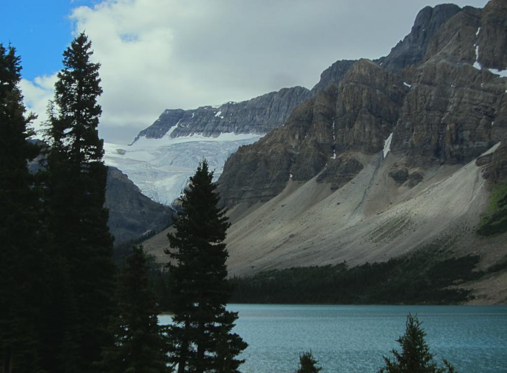 Glacier, Jaspser NP