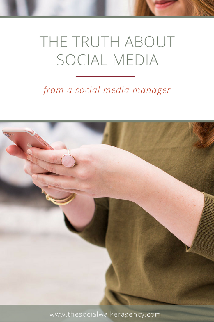 Social media can be overwhelming for most everyone. There are so many platforms and changing algorithms and pay-to-play strategies starting up, oh and don't forget everyone else telling you what you should be doing. #allthethings are loud and out of control. But it doesn't have to control you or stress you out. In this post, I'm giving you my 4 key points to growing your social media in an organic and comfortable way. Notice I didn't say easy. It won't be. But that's okay.  |  The Social Walker Agency