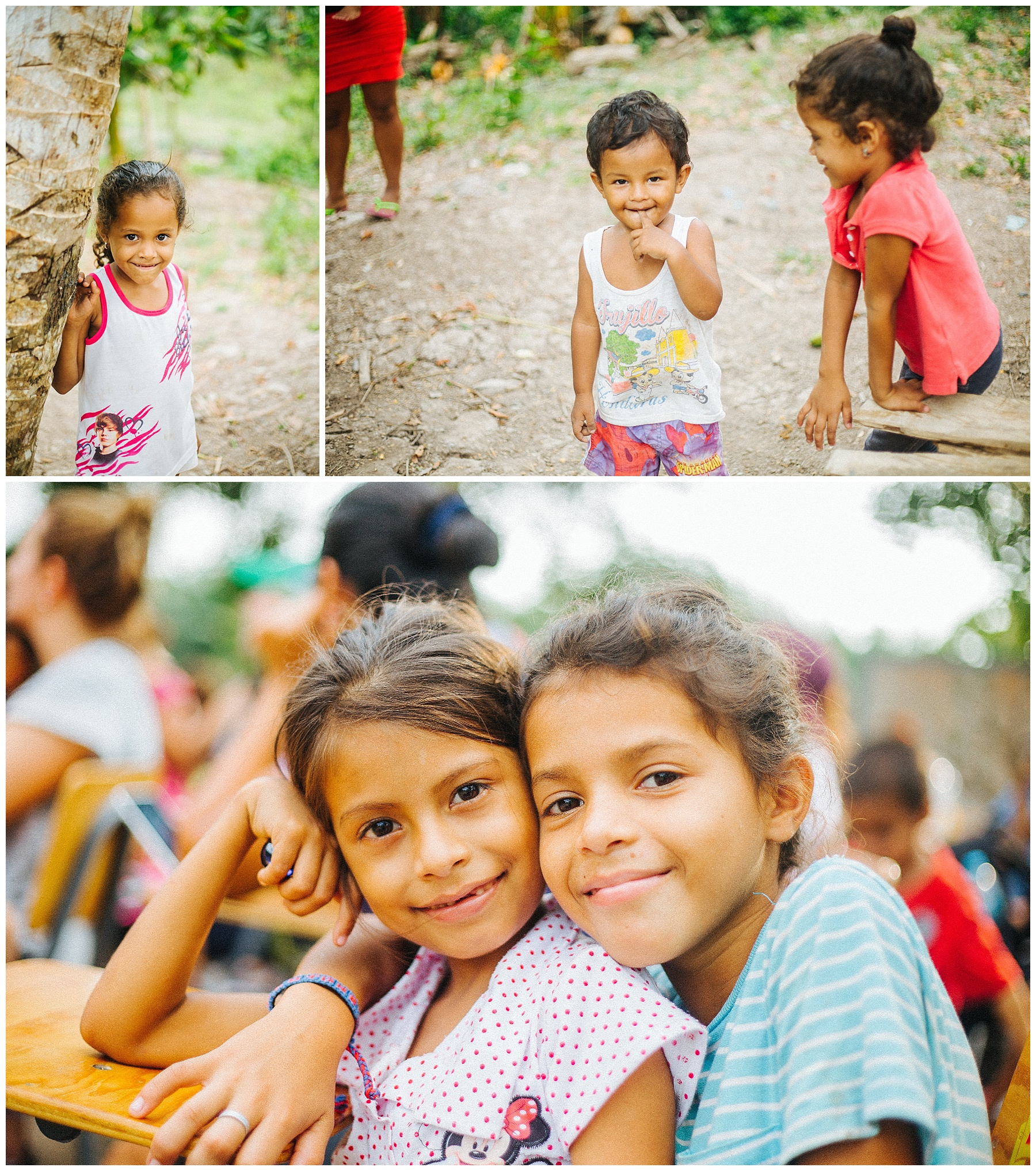 These sweet faces are what matter most. Giving them hope for brighter futures.Photos:  RP Imagery /  @r_petey