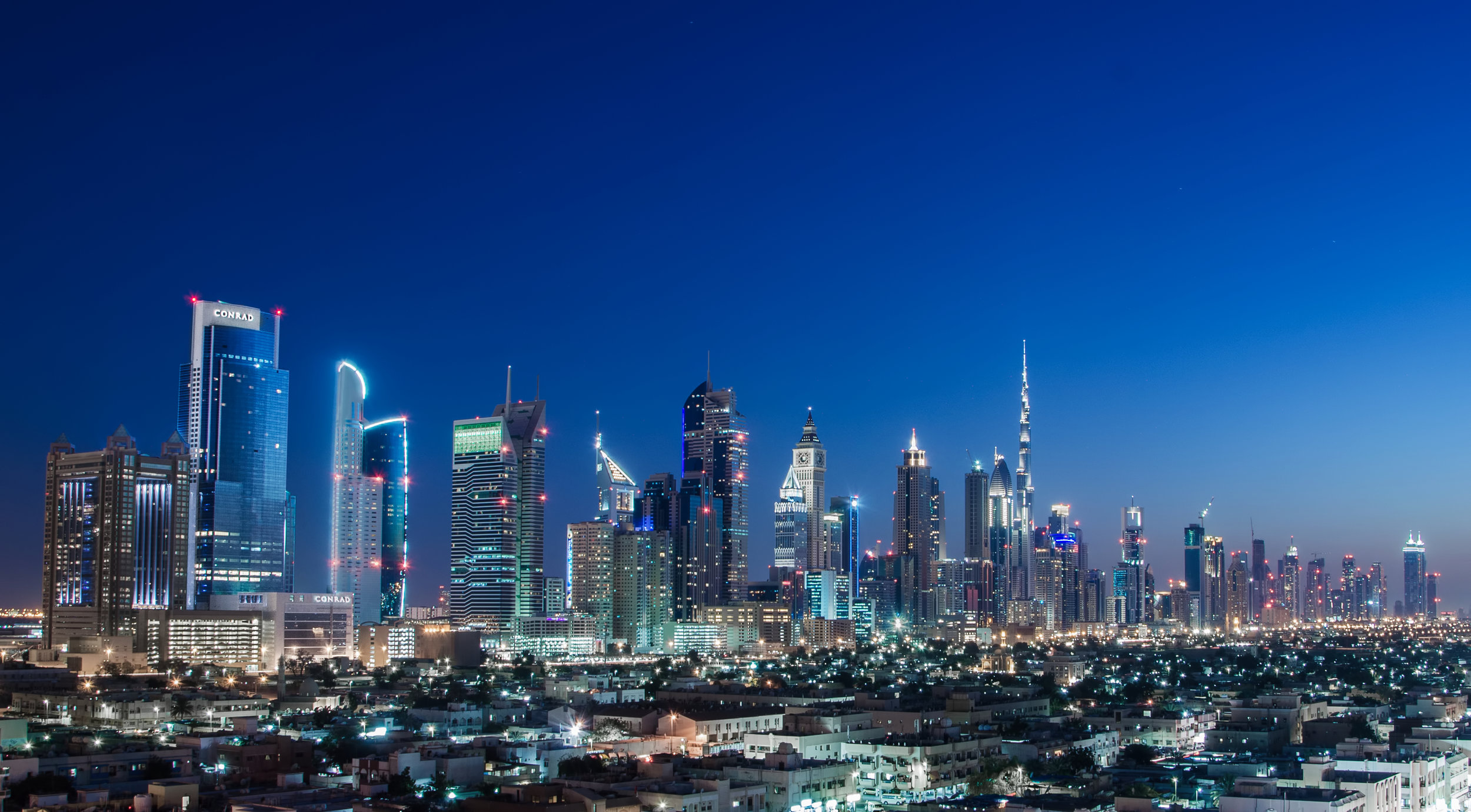 Courtesy of Conrad Dubai