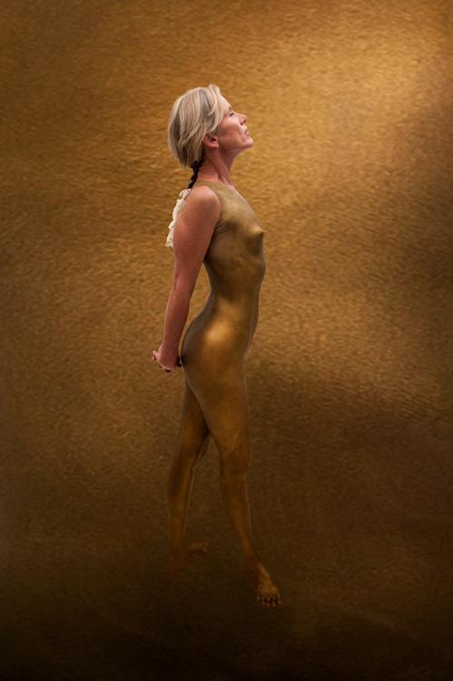 MaryLois   As Degas' La Petite Danseuse