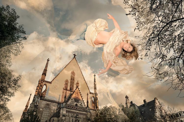 Sara / Bach O Eternity, You Word of Thunder