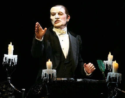 Brent Barrett in  The Phantom of the Opera