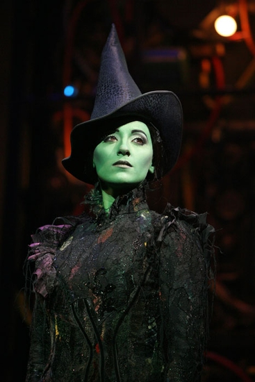Donna Vivino in  Wicked
