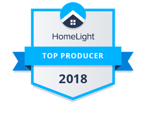 Marc earned the Best of HomeLight Award in 2018 for being in the Top 1% of agents in the area. -