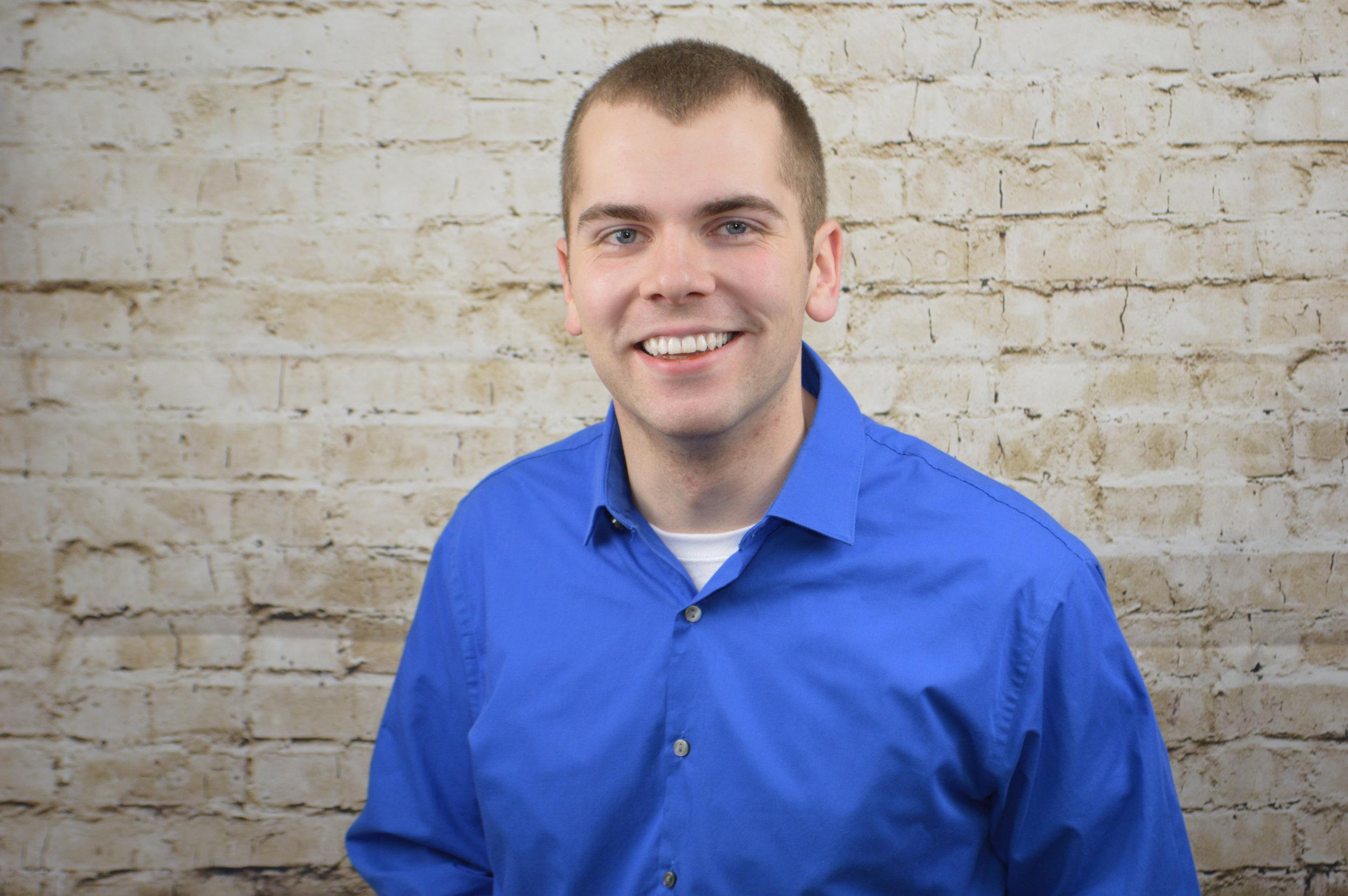 Evan Leitch, Technology and Risk Advisor