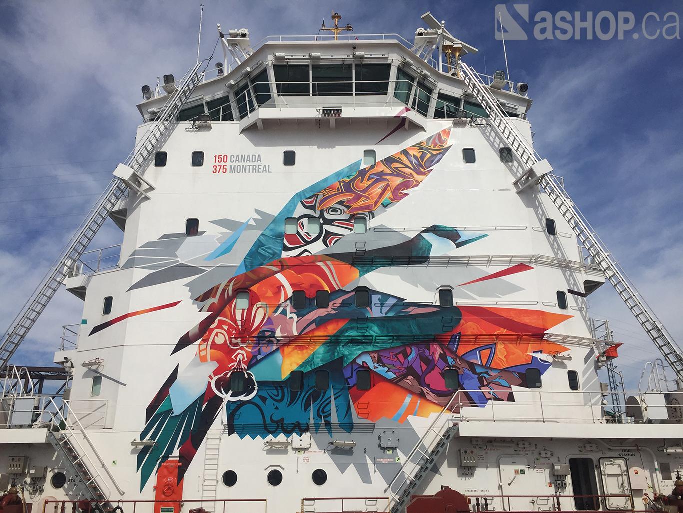 CSL ships -