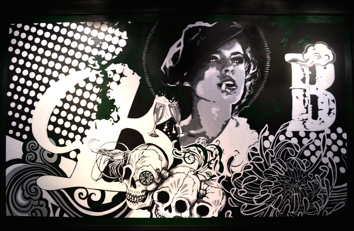 Ashop-Lacey&Layla-Interior Mural-Montreal-2017