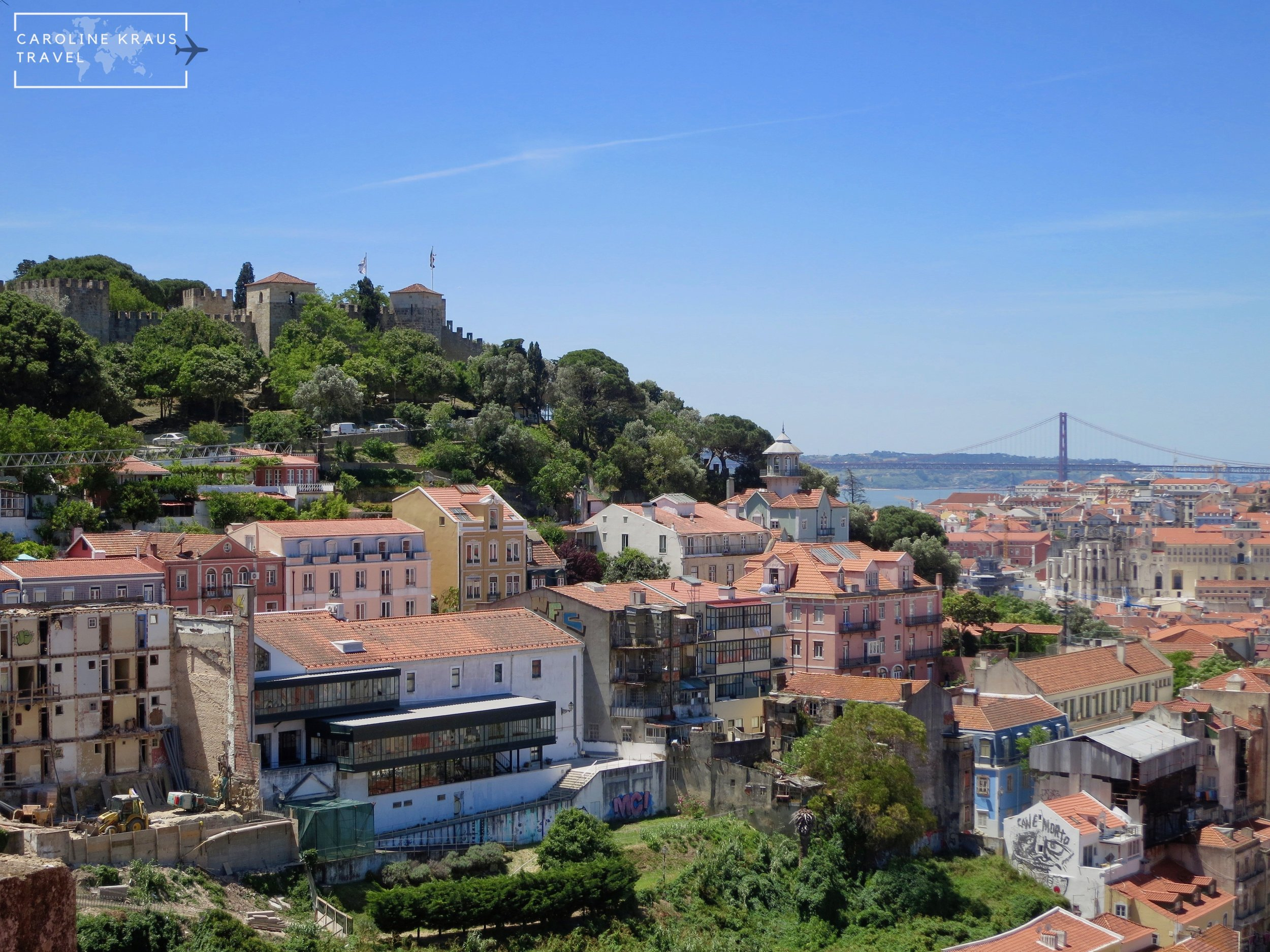 View from  a Miradouro