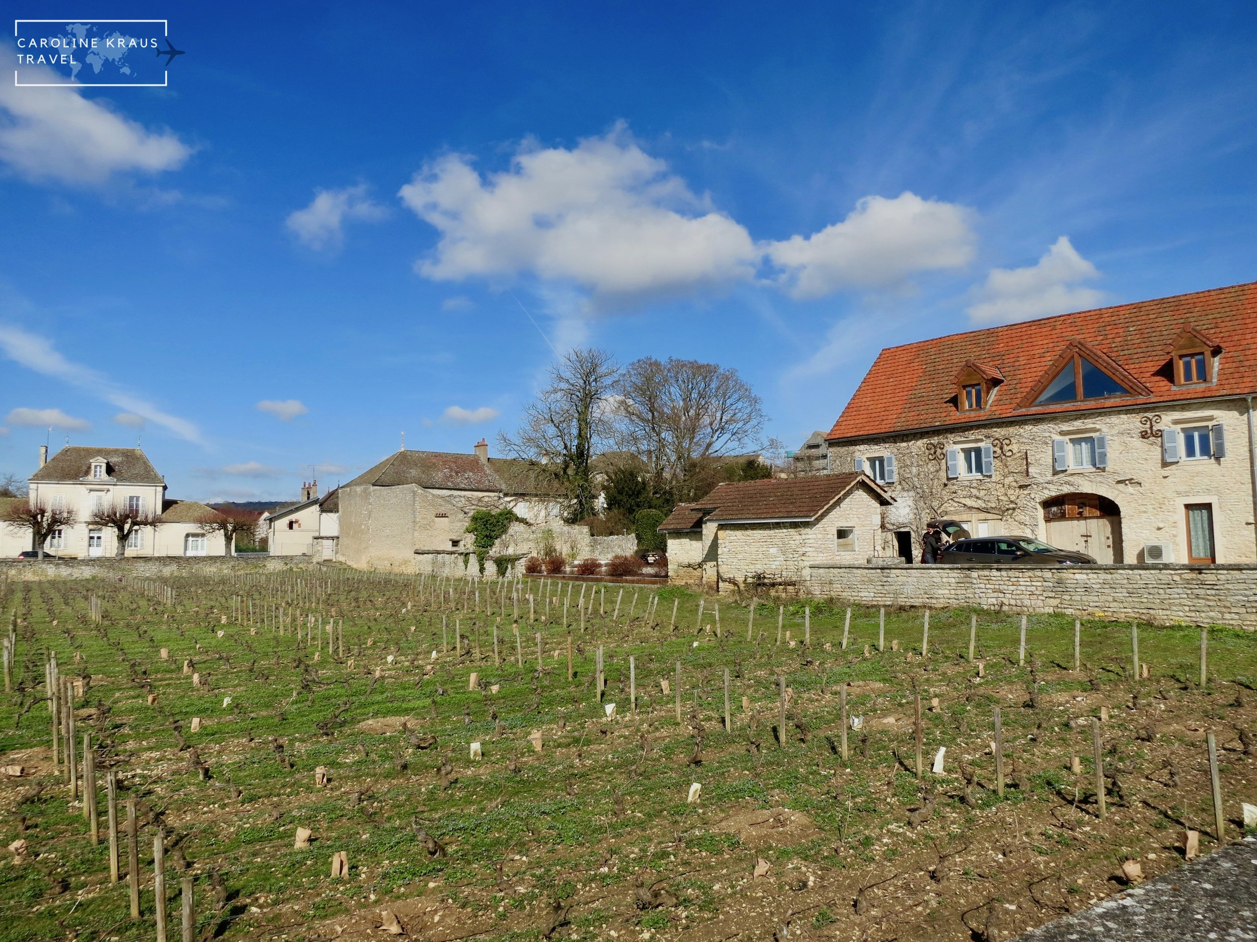 Our house rental in Meursault