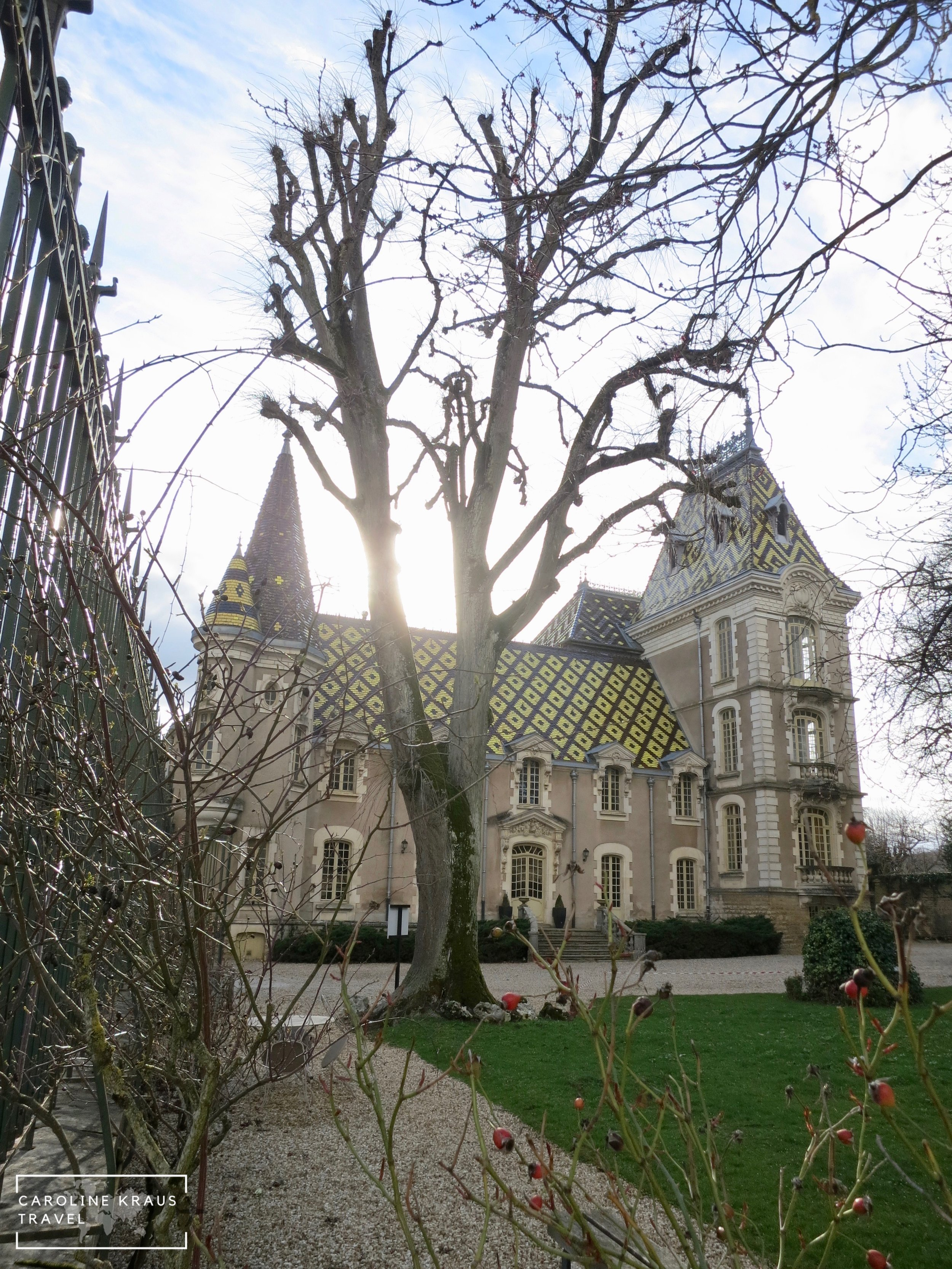 Chateau Corton Andre in Aloxe-Corton
