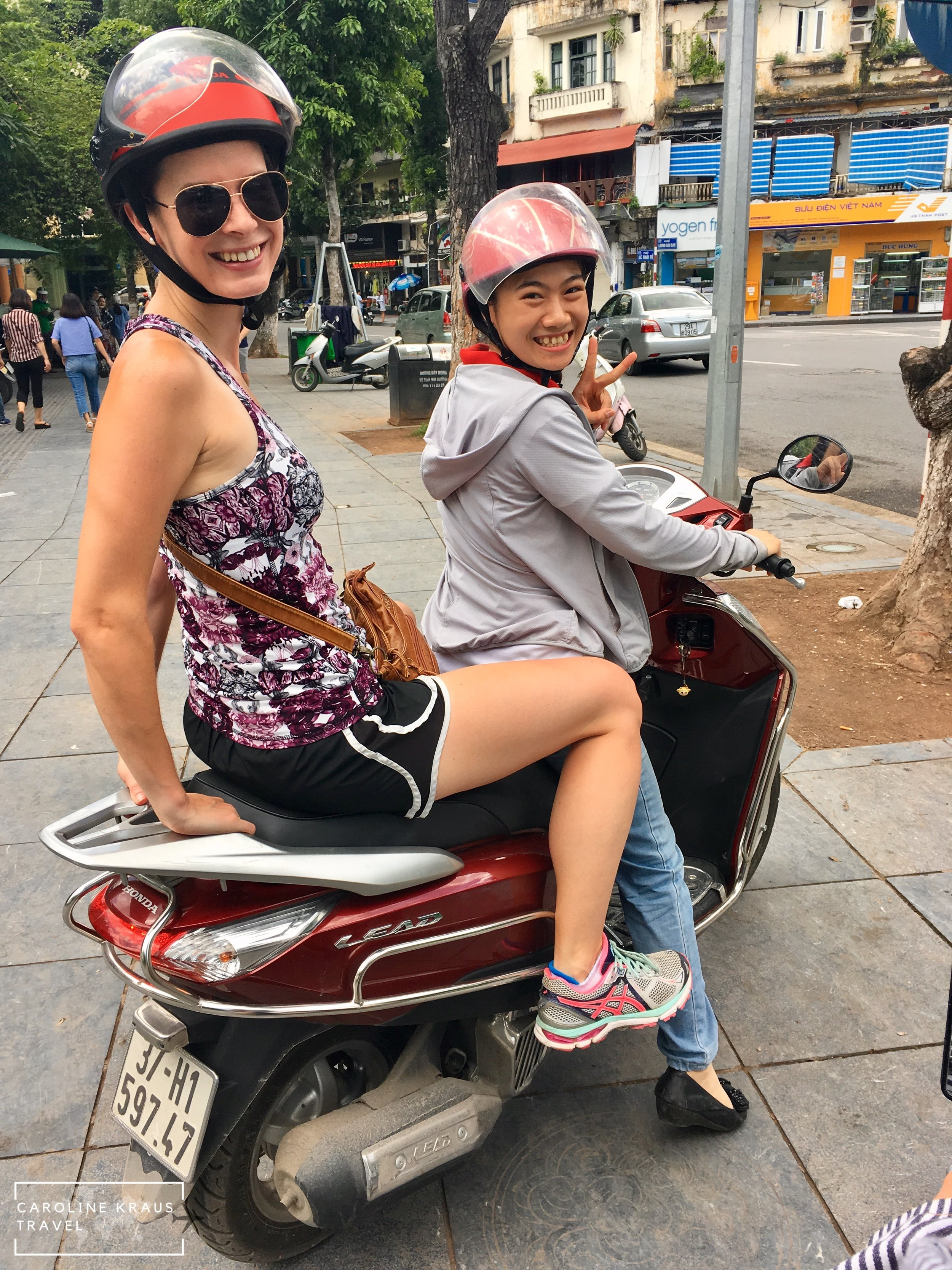 How to Best Experience the Chaos of Hanoi