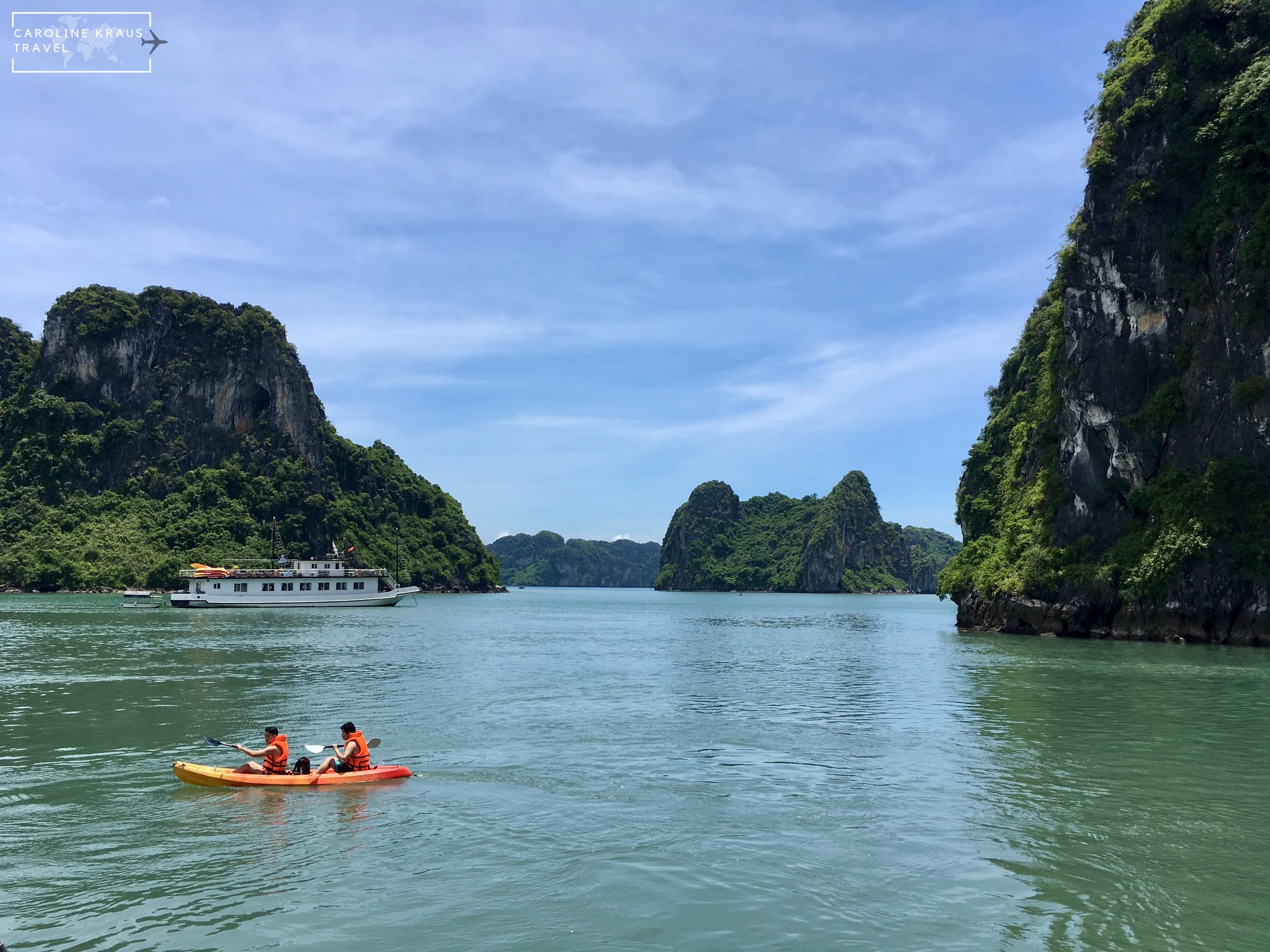 The Magic of Halong Bay