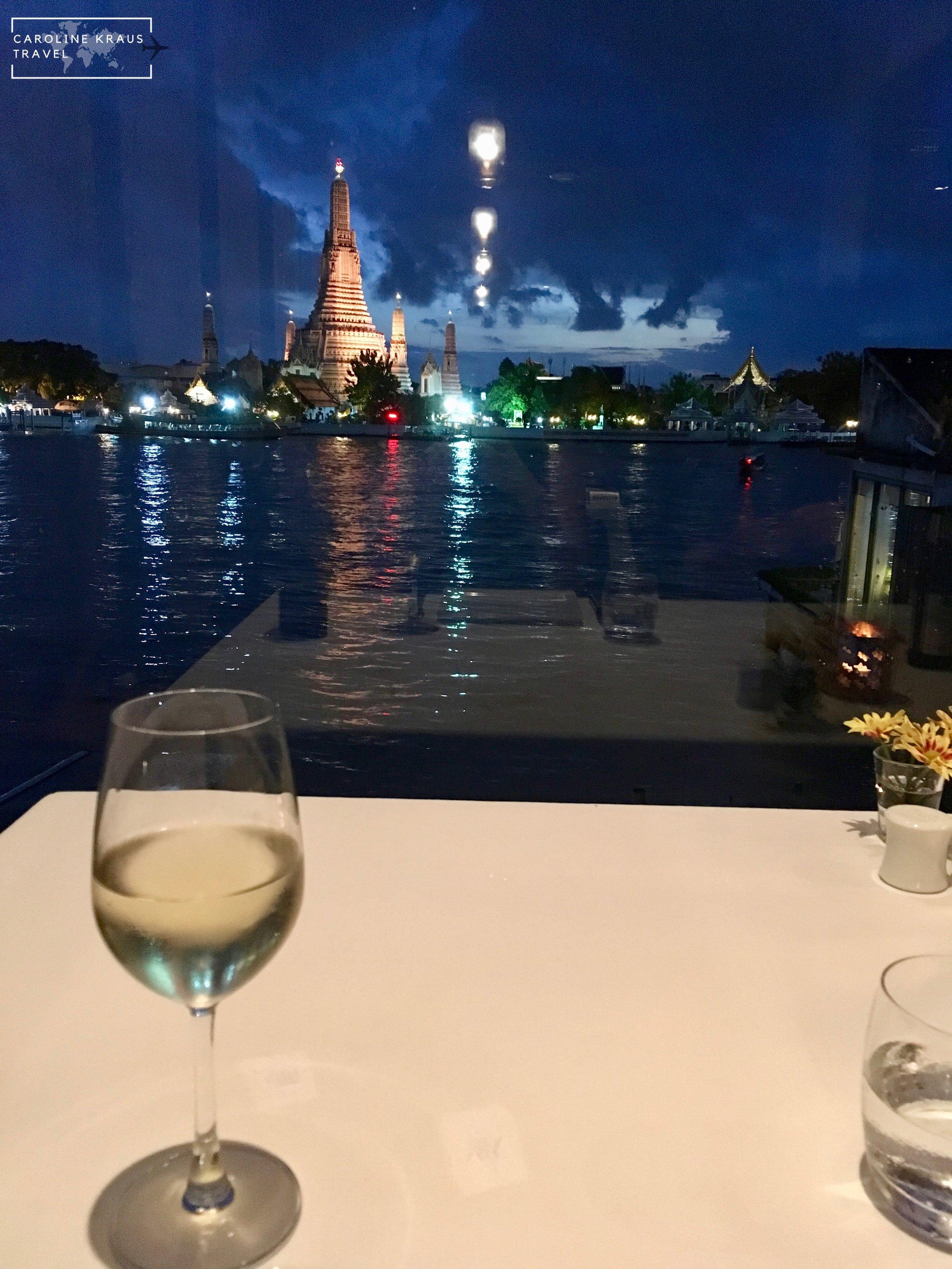 Dinner at Sala Rattanakosin