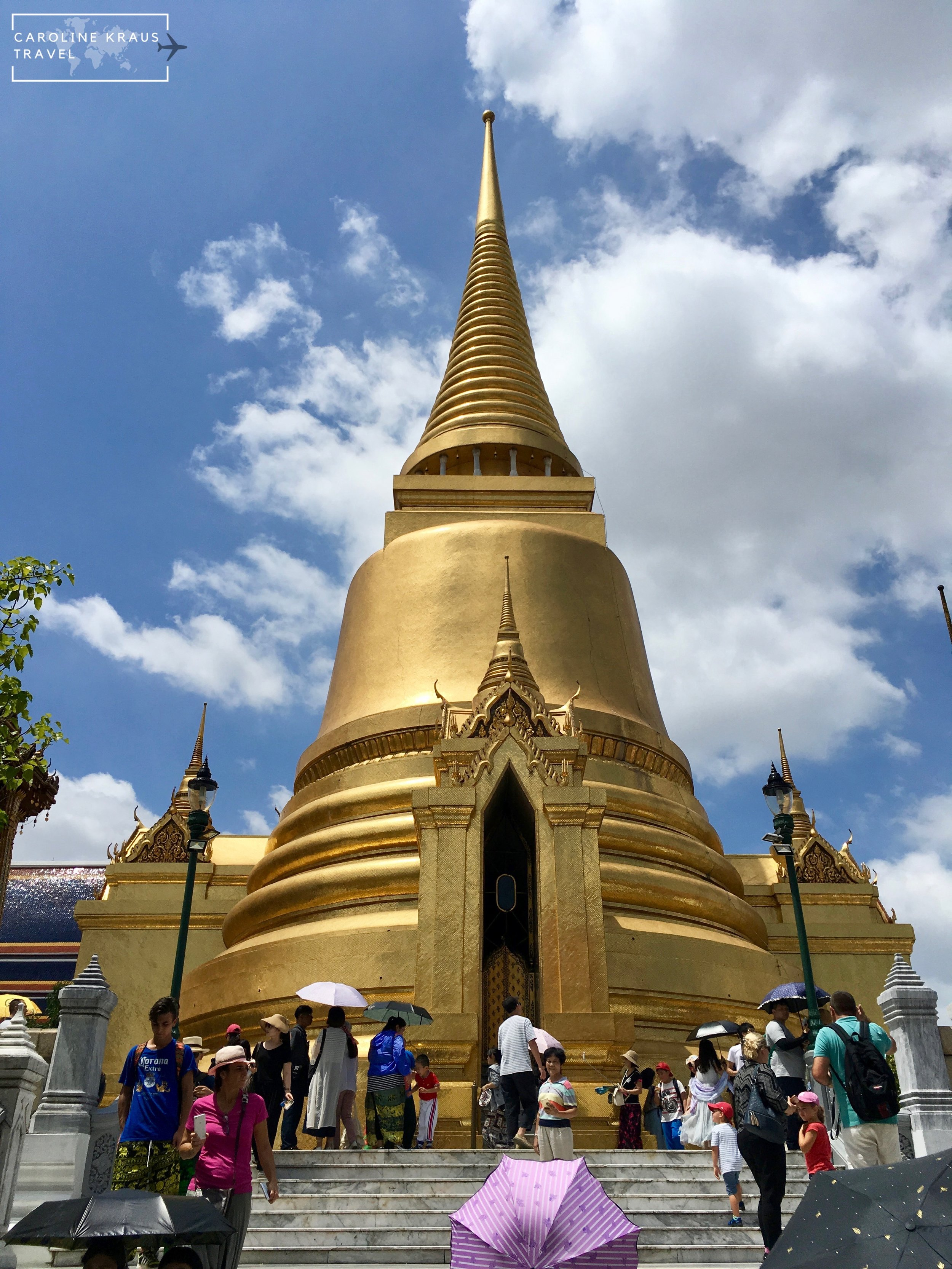 What is the best way to see Bangkok?