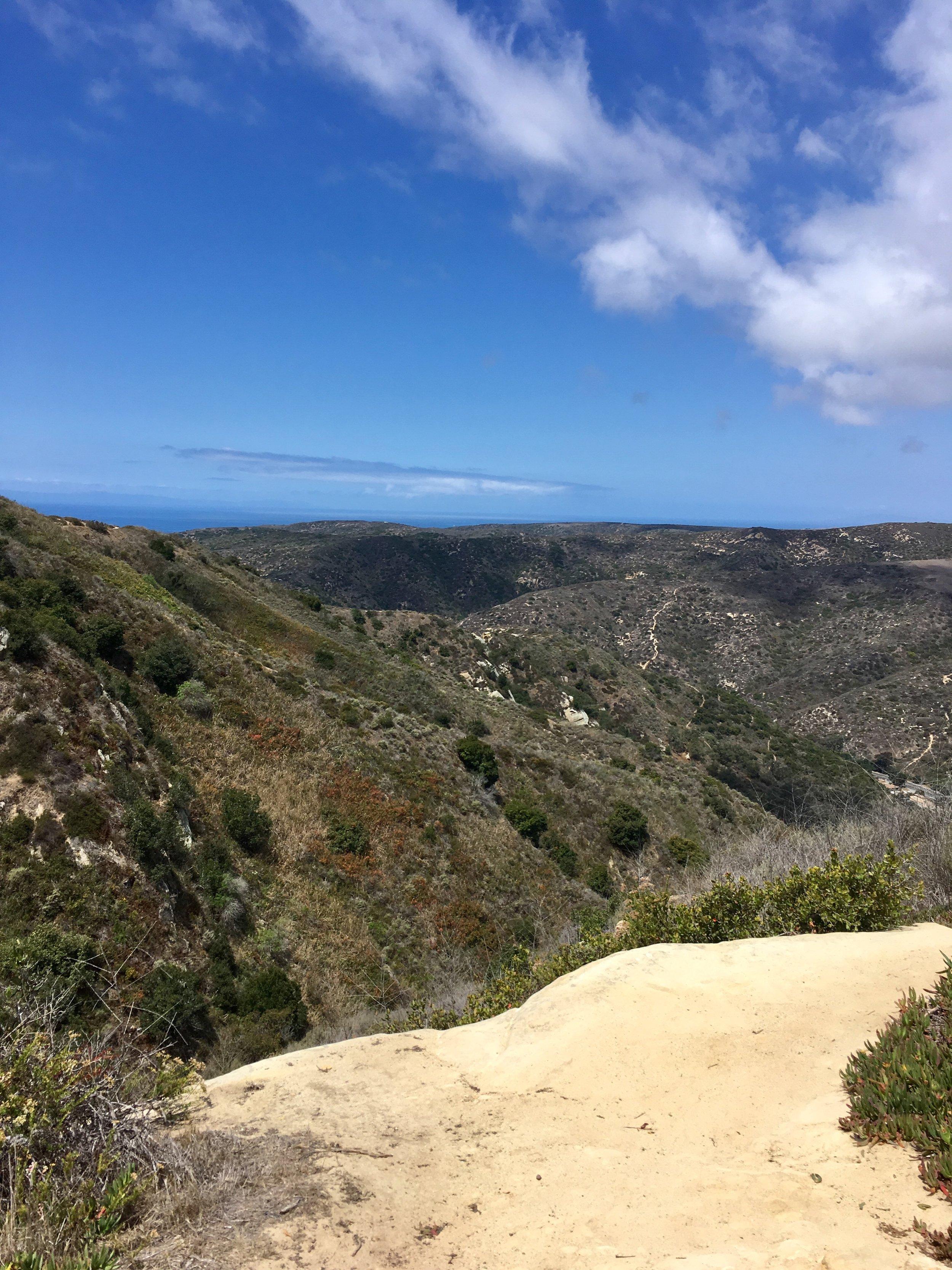 Three Breathtaking Hikes in Laguna Beach