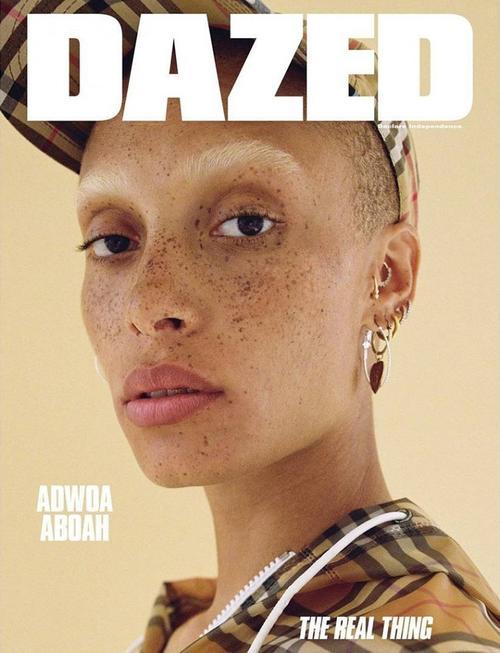 Adowa Aboah - International model, founder of gurlstalk, activist