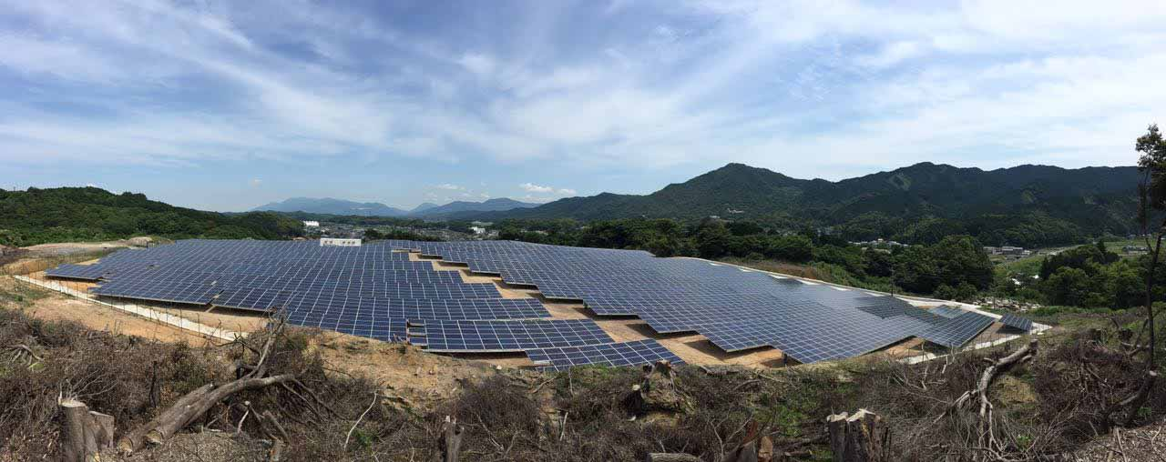 Size: 13 MWp  Grid Connection: 2017, 2018  Role: Development, EPC, Financing, Investment