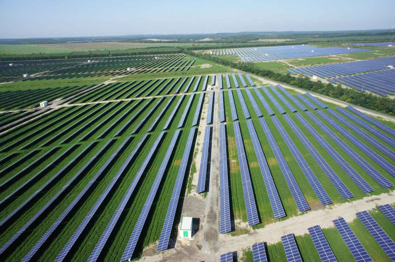Size: 82 MWp  Grid Connection: 2011  Role: Co-Development