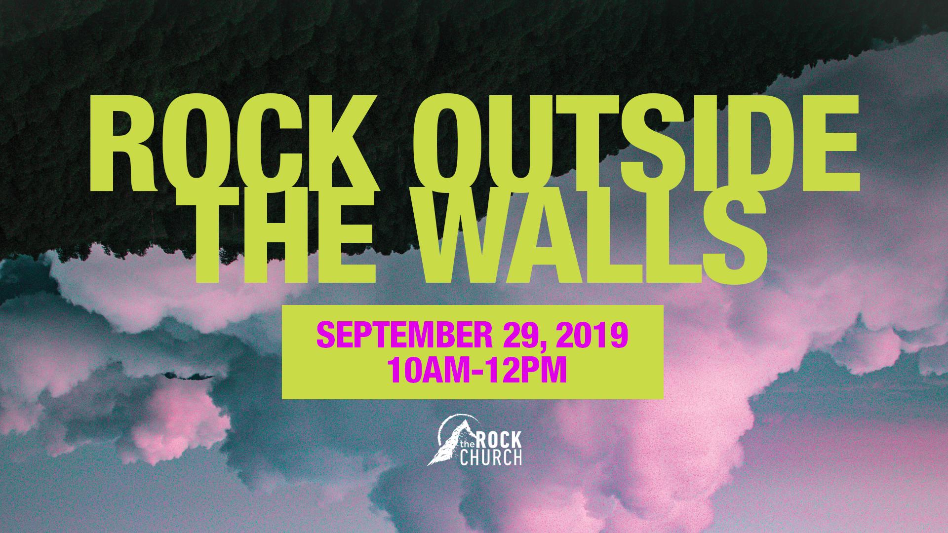 Rock outside the walls promo.jpg