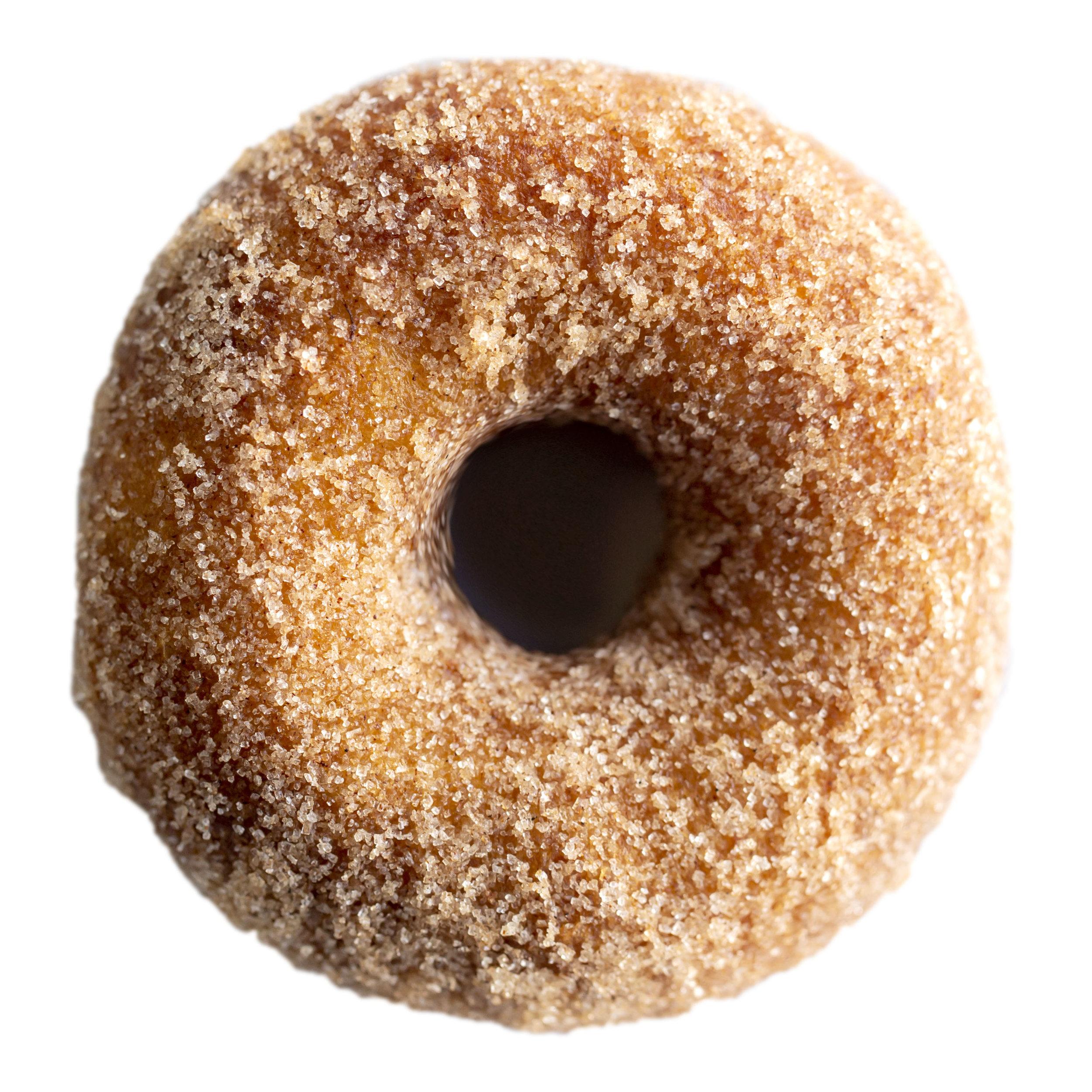 Vegan Cinnamon Sugar -