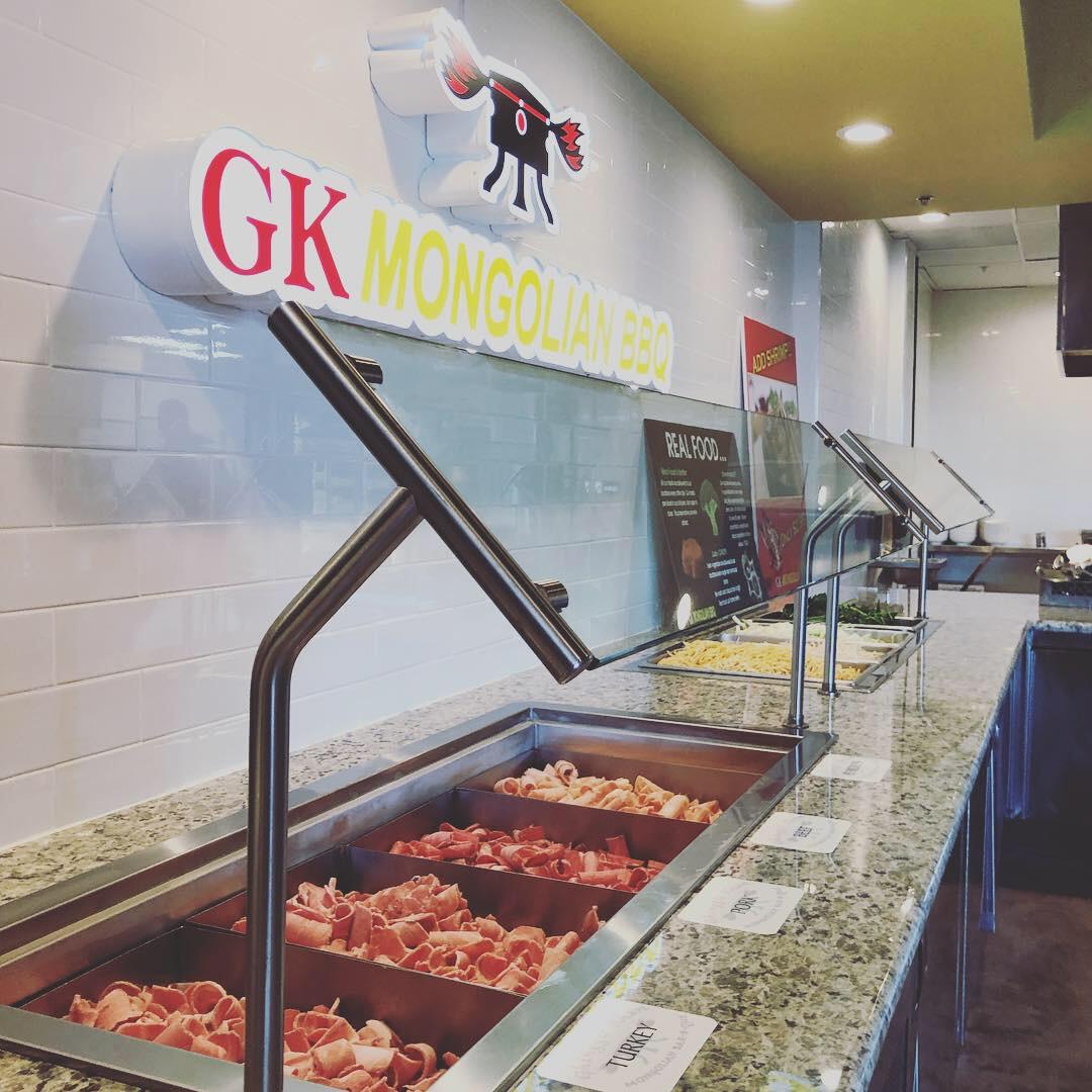 GK MONGOLIAN BBQ